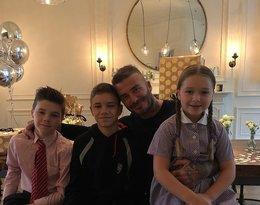 Victoria Beckham, David Beckham, Harper Beckham