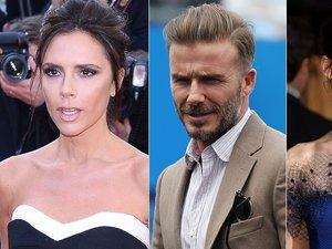 Victoria Beckham, David Beckham, Keira Knightley, Daniel Craig