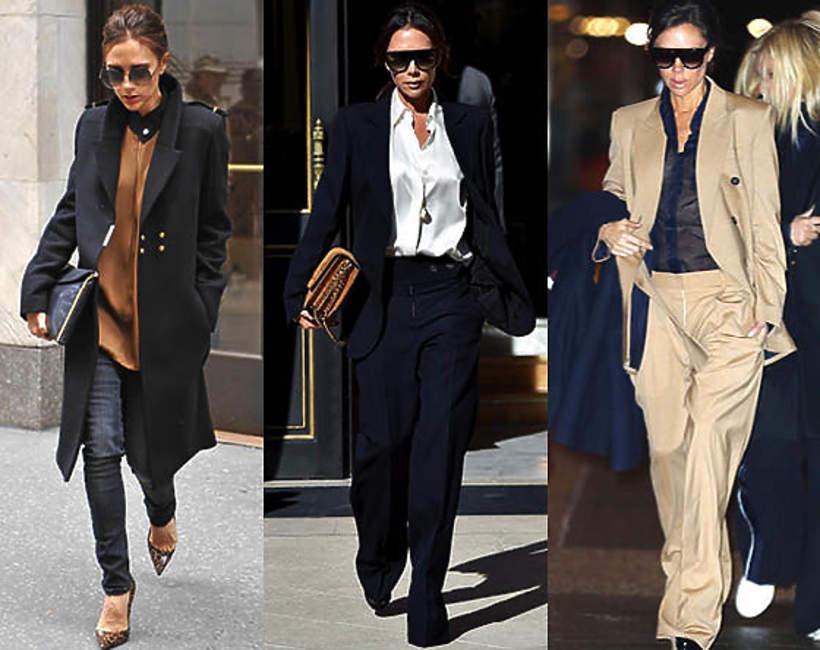 Victoria Beckham minimalizm