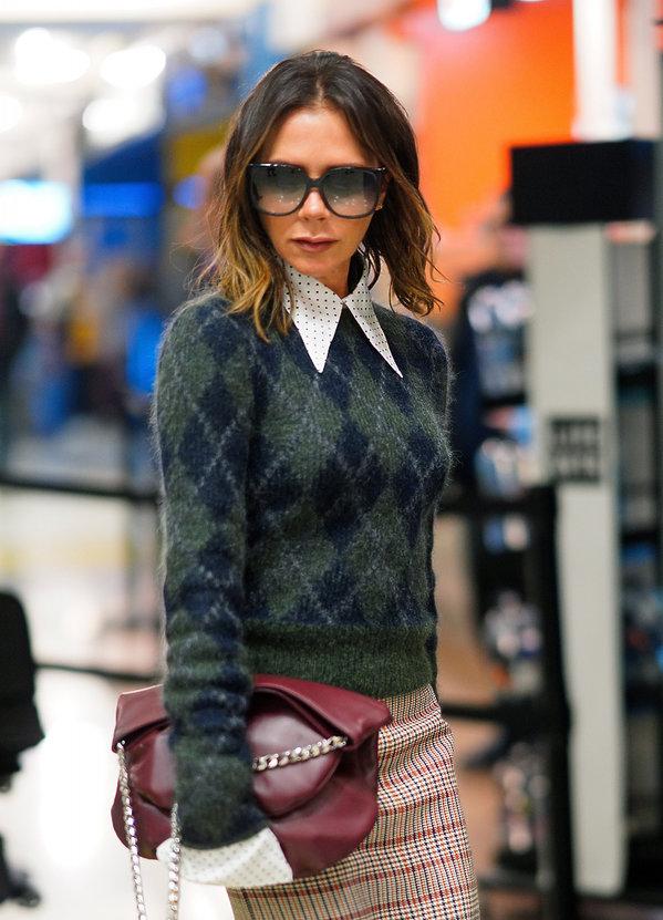 Victoria Beckham, sweter 2019