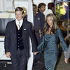 Victoria i David Beckham 2005