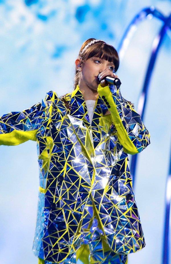 Viki Gabor, Eurowizja Junior 2019, pierwsza próba