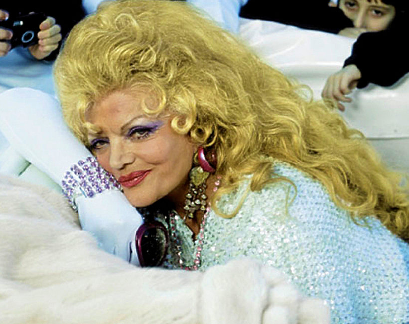 Violetta Villas, Viva! listopad 2001 n