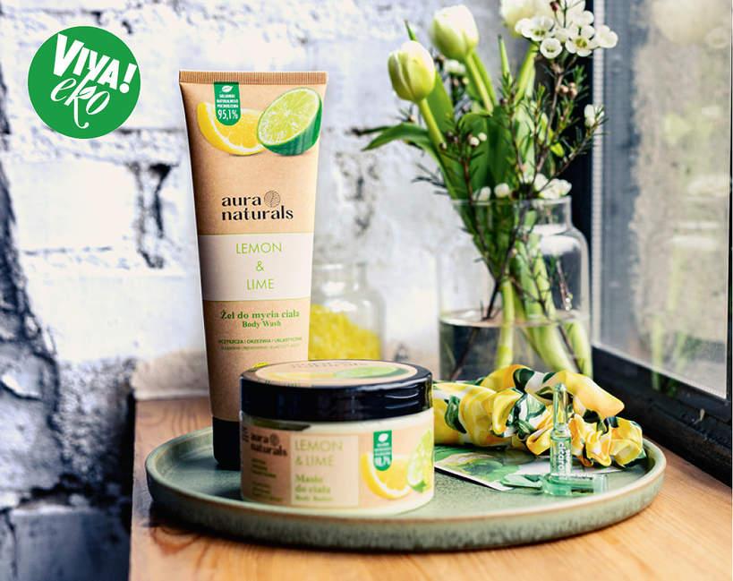 Viva Eko: kosmetyki Aura Naturals