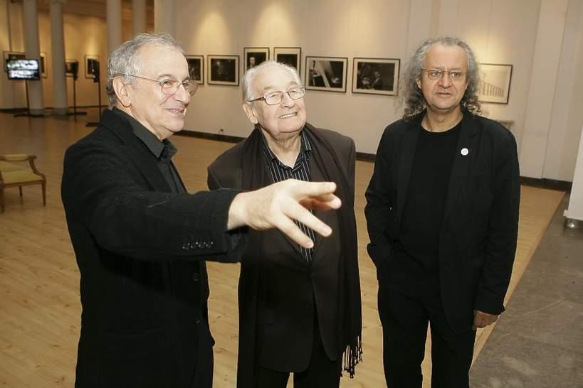 Viva! Photo Awards 2009, Ryszard Horowitz, Andrzej Wajda