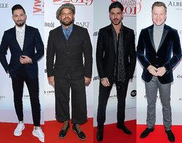 Oto najciekawsze stylizacje mężczyzn na Viva! Photo Awards 2019! Kto wyglądał najlepiej?