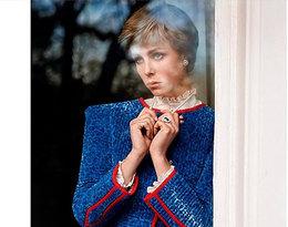 Vogue Paris, modelka jak księżna Diana