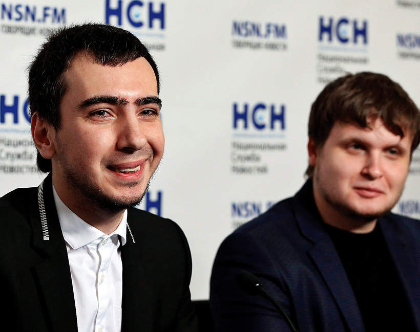 Vovan, Lexus, prank Andrzej Duda
