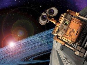 WALL-E kadr z filmu