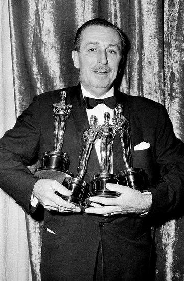 Walt Disney, Oscary