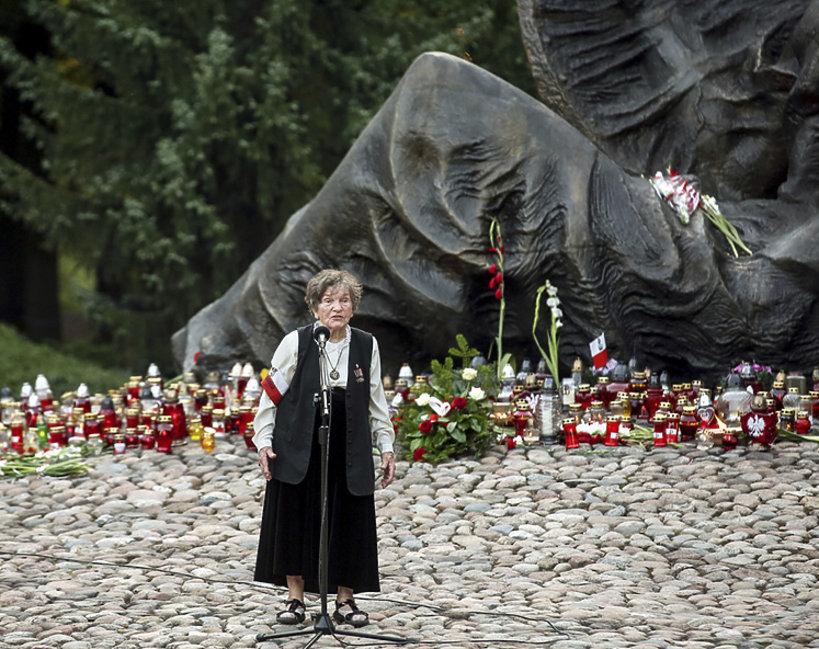 Wanda Traczyk Powstanie Warszawskie