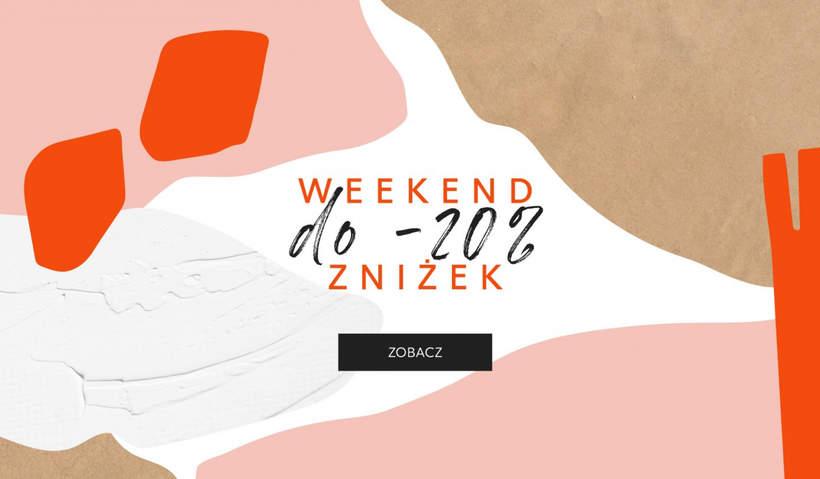 Weekend zniżek Showroom.pl