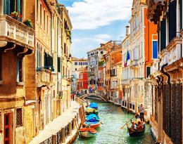 Wybierz się w podróż po Wenecji razem z Manuelą Gretkowską!
