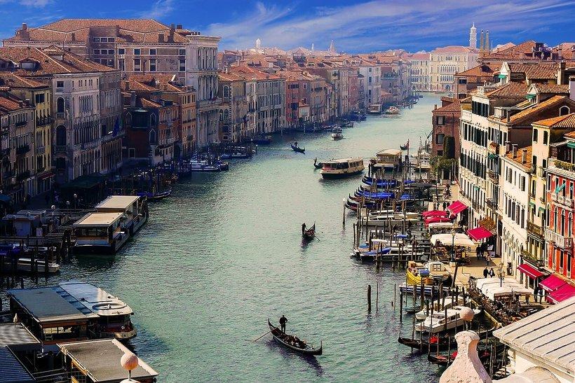 Wenecja we Włoszech
