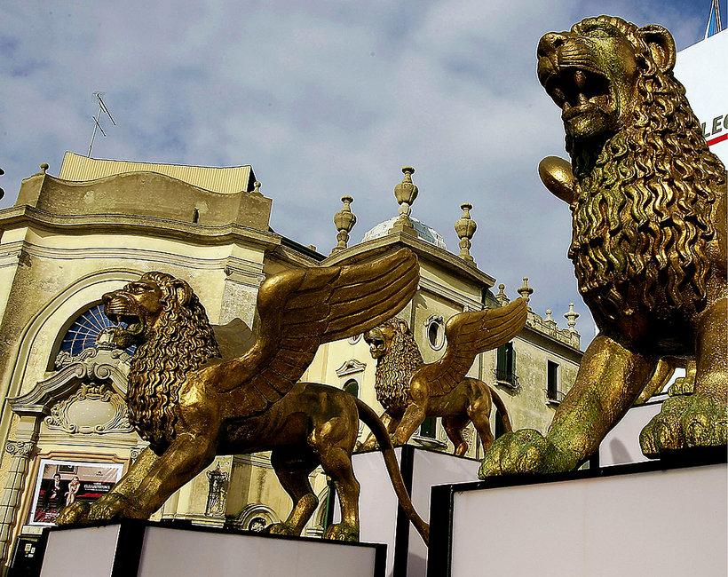 Wenecja, Złoty Lew, Festiwal Filmowy w Wenecji