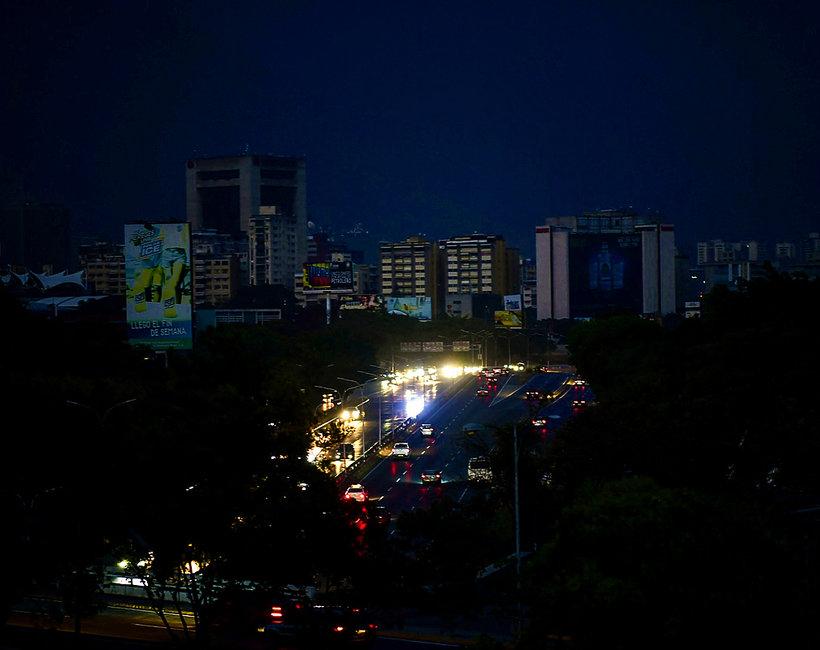 Wenezuela bez prądu