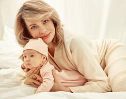 Weronika Marczuk odtworzyła odważnąsesję ciążową z córeczką!