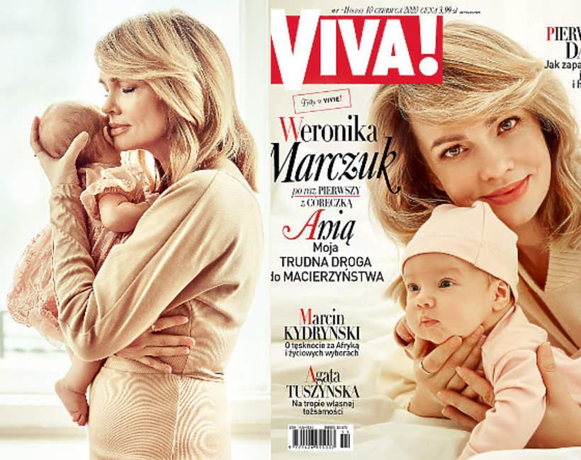 Weronika Marczuk, Viva!