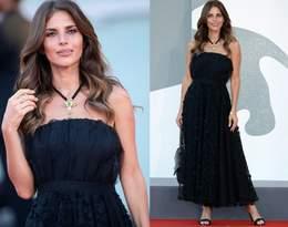 Weronika Rosati w sukience z sieciówki zachwyca na Festiwalu w Wenecji!