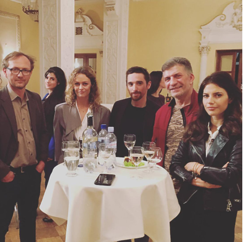 Weronika Rosati, Andrzej Chyra, Vanessa Paradis