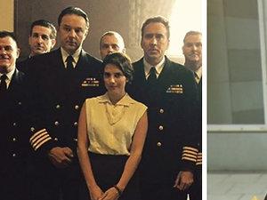 Weronika Rosati w filmie USS Indianapolis: Men of Courage