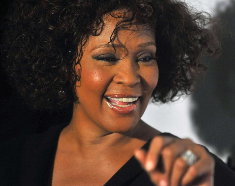 Whitney Houston 2010