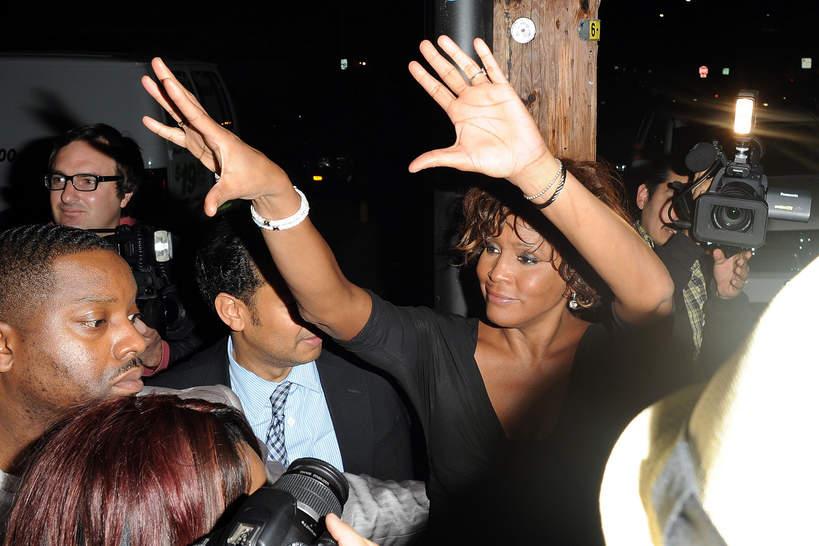 Whitney Houston na ostatnich zdjęciach przed śmiercią