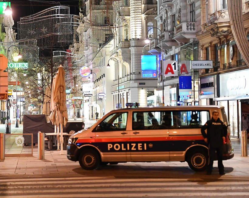 Wiedeń, strzelanina, listopad 2020