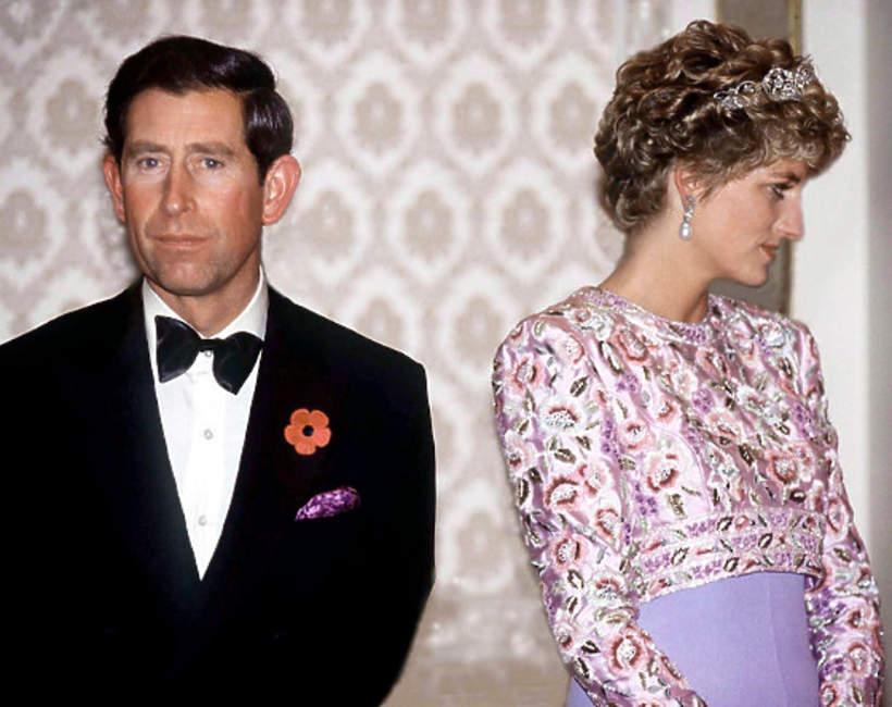 Wielka Brytania. Podejrzewano, że książę Karol planował śmierć Diany!