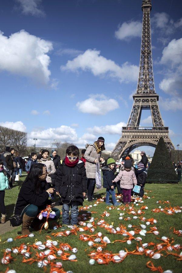 Wielkanoc w Paryżu