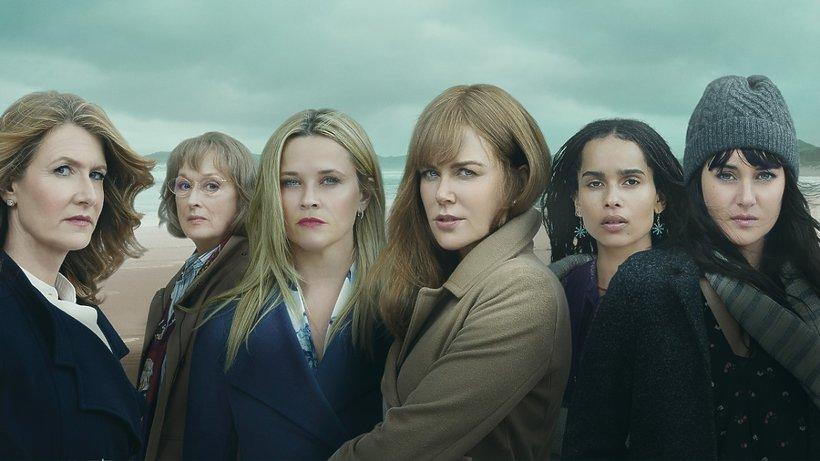 Wielkie kłamstewka z Reese Witherspoon i Nicole Kidman