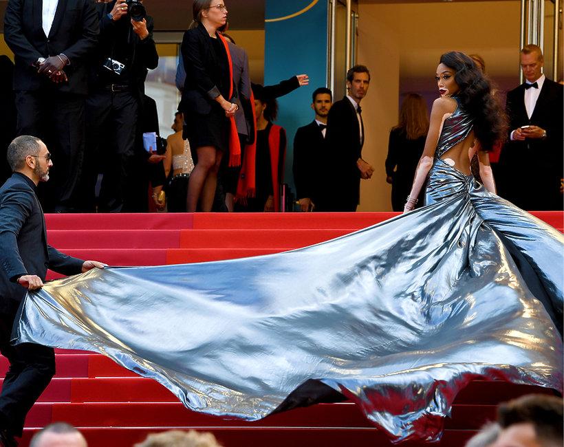 Winnie Harlow, Cannes 2018