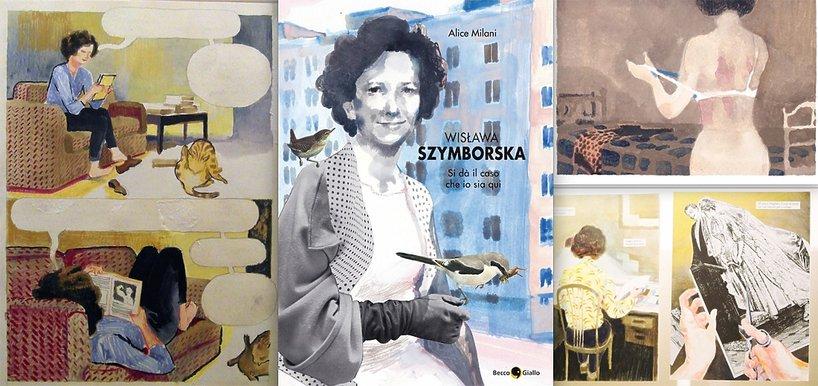 Wisława Szymborska. Si da il caso che io sia qui
