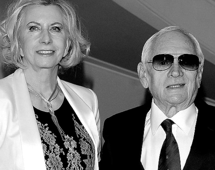 Witold Pyrkosz, Krystyna Pyrkosz, żona Witolda Pyrkosza