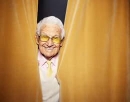 """100-letni aktor Witold Sadowy: """"Czasy, kiedy odnosiłem sukcesy, dawno minęły"""""""