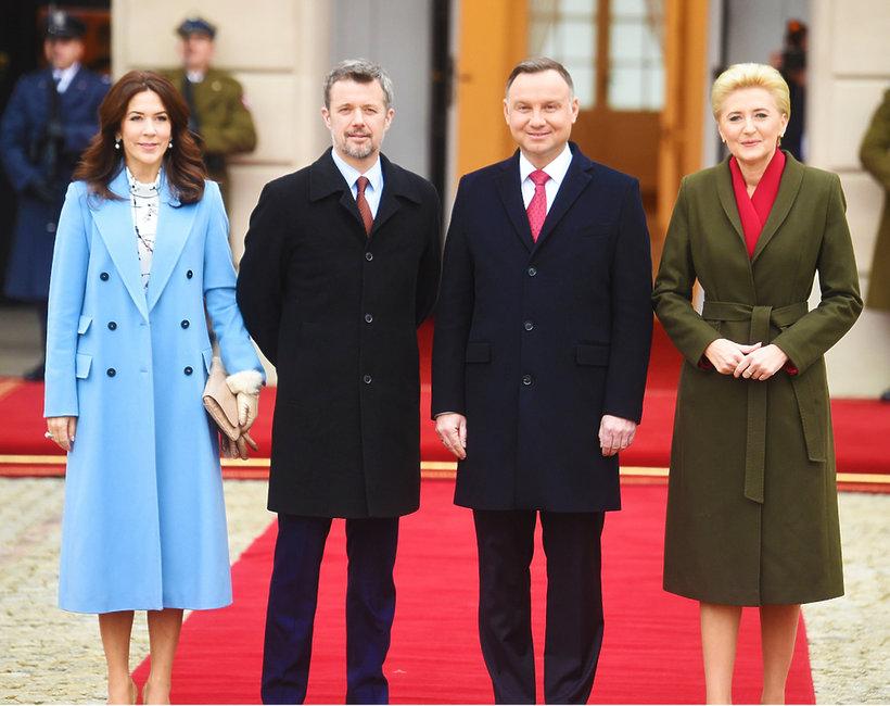 Wizyta duńskiej pary książęcej w Polsce, 2019