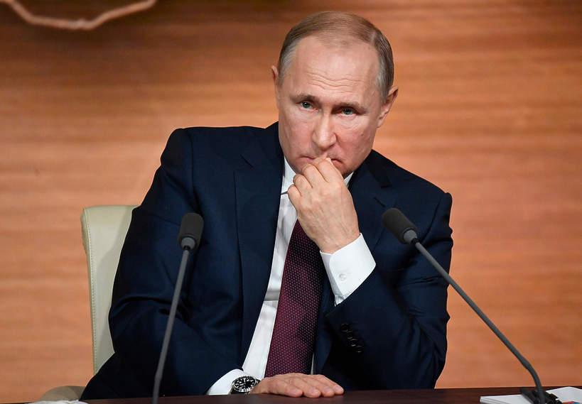 Władimir Putin, 2019