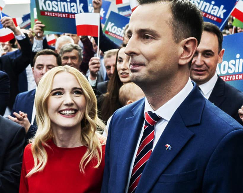 Władysław Kosianiak-Kamysz, Paulina Kosiniak-Kamysz