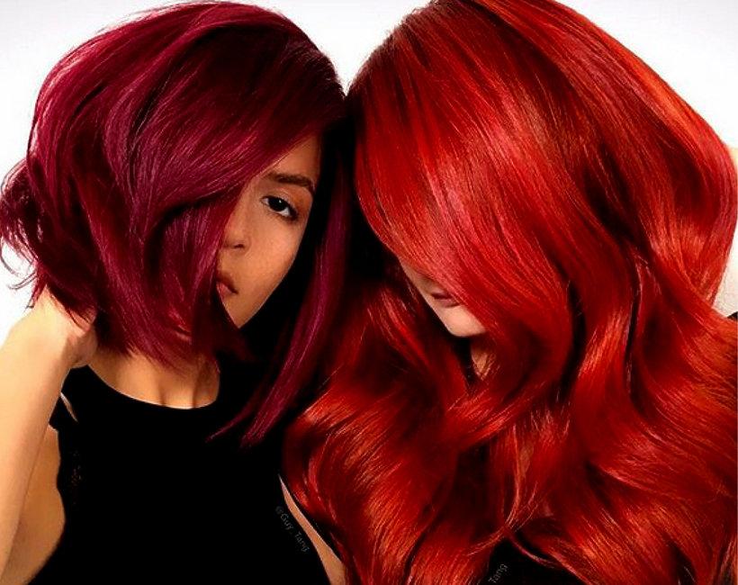 4 Trendy W Koloryzacji Włosów Najmodniejsze Odcienie 2018 Vivapl