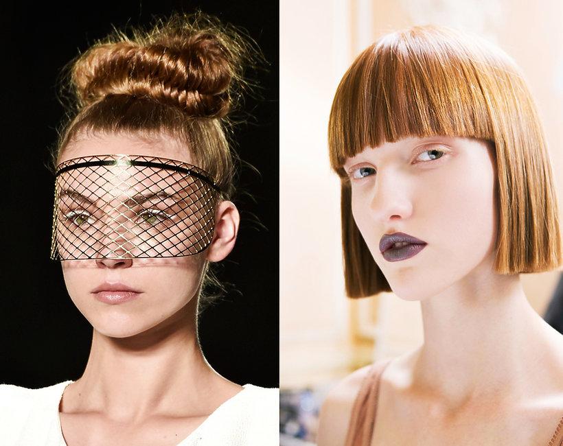 włosy trendy 2019