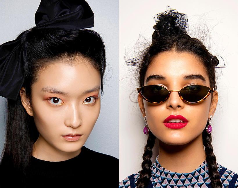 Włosy, trendy fryzury 2020