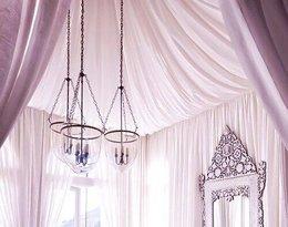 Wnętrza: styl glamour