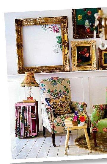 Wnętrzarskie sklepy vinatge, dekoracje i rośliny