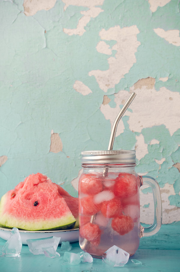 Woda z arbuzem