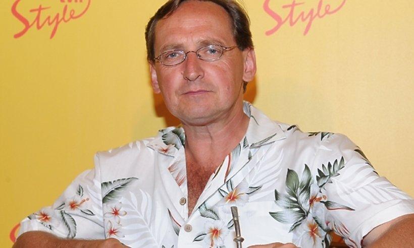 Wojciech Cejrowski w Tańcu z Gwiazdami
