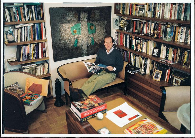 Wojciech Fibak, VIVA! kwiecień 2003