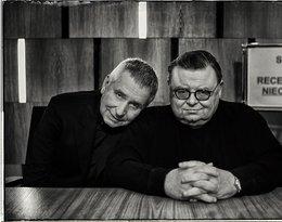 """Wojciech Mann i Krzysztof Materna w kalendarzu """"Dżentelmeni 2016"""""""