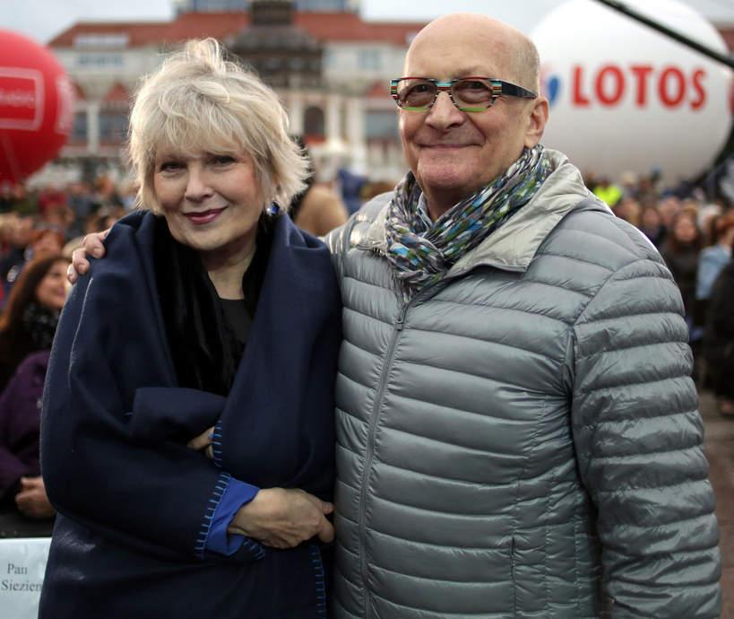Wojciech Pszoniak, Barbara Pszoniak