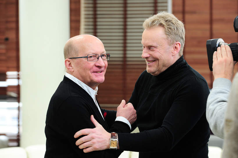 Wojciech Pszoniak, Daniel Olbrychski
