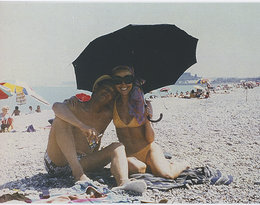 Wojtek i Basia, Nicea 1974